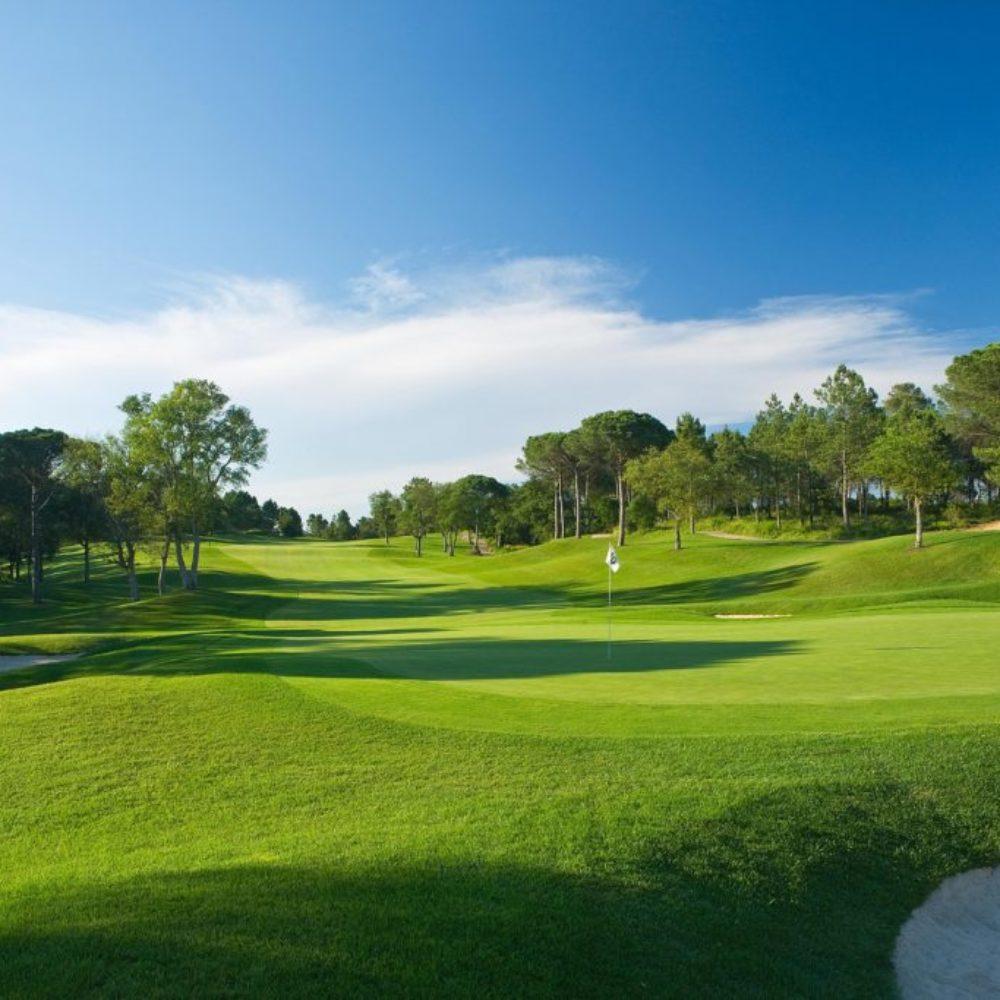 PGA Golf de Catalunya #10 Green
