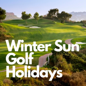 Winter Sun Golf Holidays